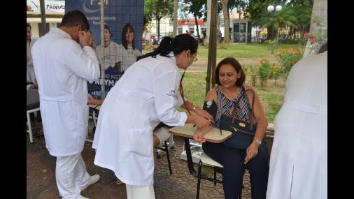 """Evento """"Saúde em Tietê"""" é sucesso de público"""