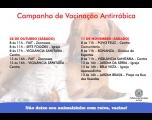 Campanha de Vacinação Antirrábica continua em Tietê