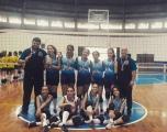Cerquilho conquista o bronze na Liga de Voleibol de Sorocaba