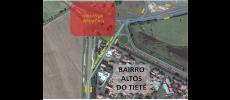 Alterações no Trânsito do Altos do Tietê