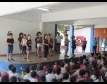 Professora da rede pública de Cerquilho apresenta música em LIBRA