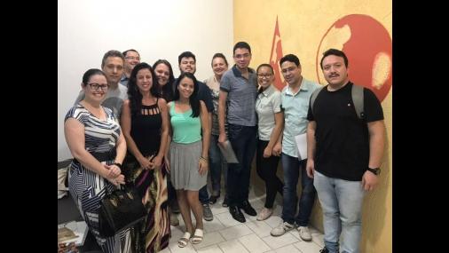 Início da 2° turma do Projeto de Coaching em Tietê
