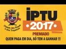 IPTU Premiado 2017 em Cerquilho