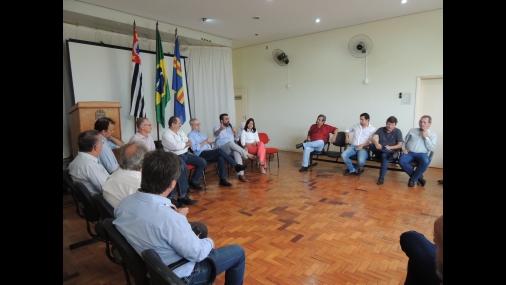 Cerquilho recebe reunião técnica da Univesp