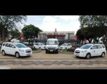 Prefeitura adquire cinco veículos novos