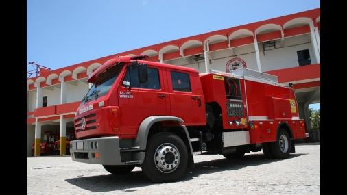 Corpo de bombeiros salva recém-nascida em Tatuí