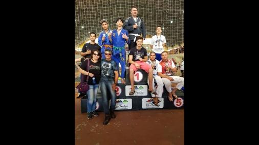 Cerquilho é destaque em campeonatos de Jiu-jitsu da região