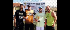 SEJUL realiza torneio aberto de tênis