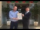 Vlamir Sandei recebe devolução de valores da Câmara