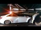 Homem morre após o carro entrar embaixo do caminhão em Tietê