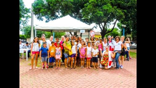 CRAS Cidade das Rosas realiza Ação Comunitária