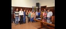 Moradores do bairro Santa Maria tem reunião com o Prefeito