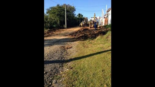 Vereador volta a pedir continuidade de obra na Vila Justina