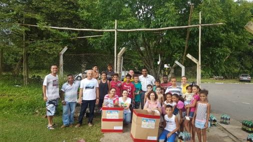 Fundo Social arrecada 763 sacolinhas de brinquedos