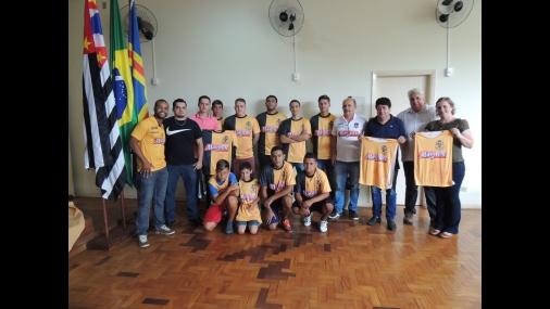 Prefeitura e Magnus Futsal fecham parceria