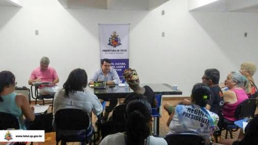 REUNIÃO CARNAVAL 2018
