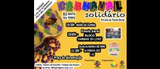 Carnaval Solidário em Cerquilho