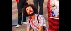 Curso gratuito de formação de palhaço abre inscrições em Sorocaba