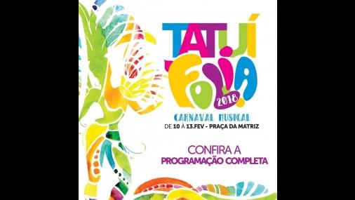 Carnaval 2018 de Tatuí