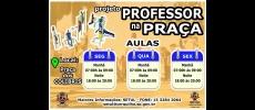 Projeto Professor na Praça