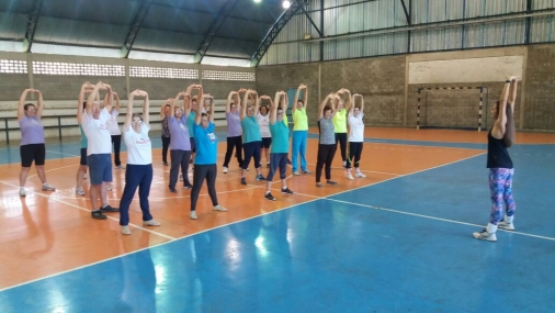 Grupo Vivendo Feliz retorna as atividades