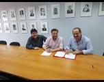 Prefeito se reúne com João Cury, presidente do FDE