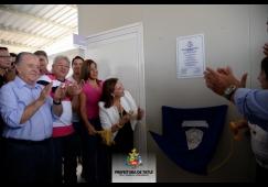 Prefeitura inaugura EMEI no Tanquinho para atender 140 crianças