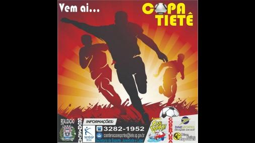 SEJUL abre inscrições para a Copa Tietê 2018
