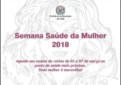 Prefeitura divulga programação de aniversário