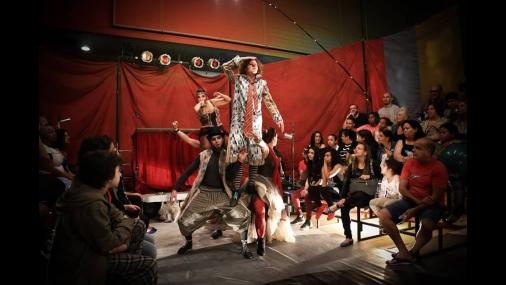 Boituva na rota da Companhia Estável de Teatro