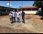 João Cury Neto, presidente do FDE, visita Cerquilho