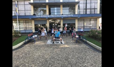 Cerquilho comemora o Dia Mundial da Atividade Física