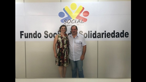 Prefeitura de Cerquilho reinaugura prédio do Fundo Social