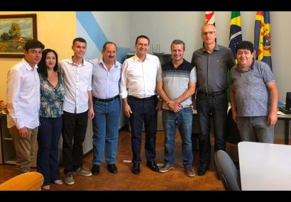 Deputado Federal visita Cerquilho e anuncia verba para saúde