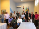 Deputado Federal Vanderlei Macris visita Cerquilho