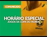 Como funcionará a Prefeitura de Tatuí nos jogos do Brasil