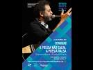 Teatro Municipal recebe o show de Reynaldo Bessa e Banda