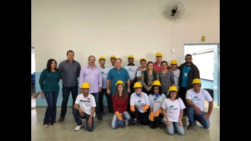 19 alunos se formaram no curso de pintor em Cerquilho