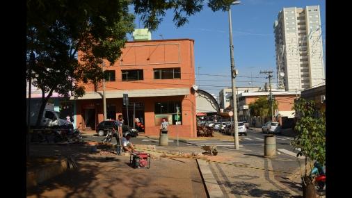 Obras de acessibilidade têm início na Praça Dr. Elias Garcia
