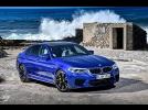 Novo BMW M5 chega este mês ao Brasil