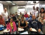 Sessenta alunos participam de curso gratuito de Solda