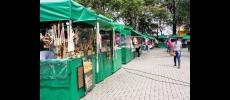 Praça da matriz receberá feira de artesanato