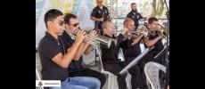 Banda Municipal Bodo Batista é atração deste sábado