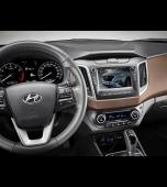 Hyundai Creta 2019 ganha central multimídia com TV digital