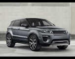 Range Rover Evoque ganha edição limitada Autobiography
