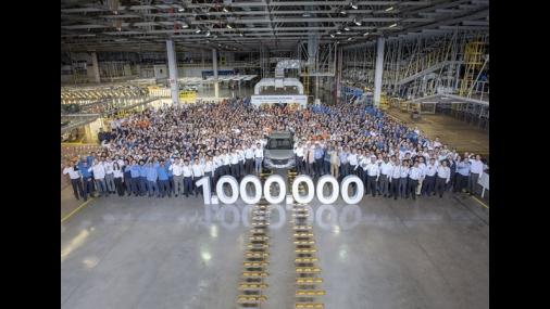 Hyundai celebra 1 milhão de veículos produzidos em Piracicaba