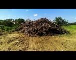 Primeiro lote de material de podas traz benefícios ao Município