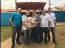 Fundo Social recebe doação de alimentos