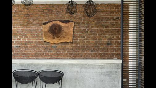 Cimento como item de decoração e arquitetura!