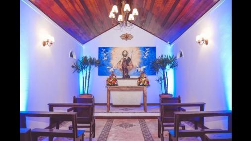 Capela de São João do Bemfica estará aberta para visitação